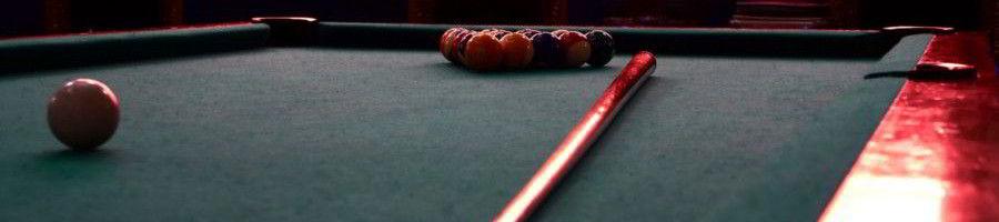 Everett Pool Table Room Sizes Featured