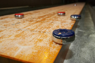 SOLO® Shuffleboard Movers Everett, Washington.